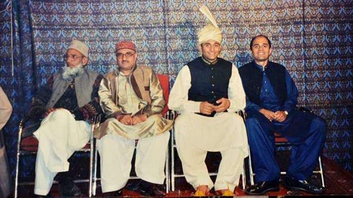 عائلة ساجد في باكستان