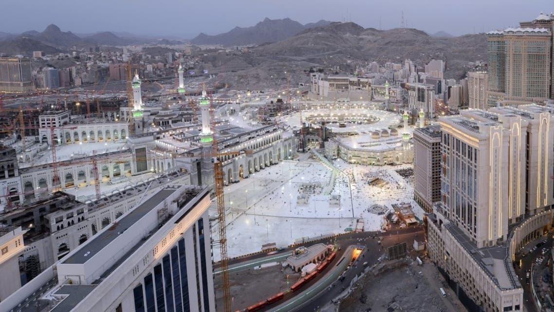جبل عمر مكة