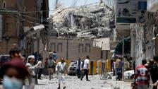 الحوثي يتكتم على هوية ضحايا غارات التحالف بصنعاء