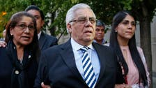 Former Guatemalan judge given life ban by FIFA for bribery