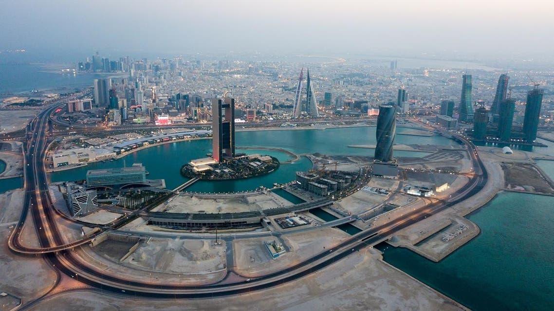 Bahrain Bay shutterstock
