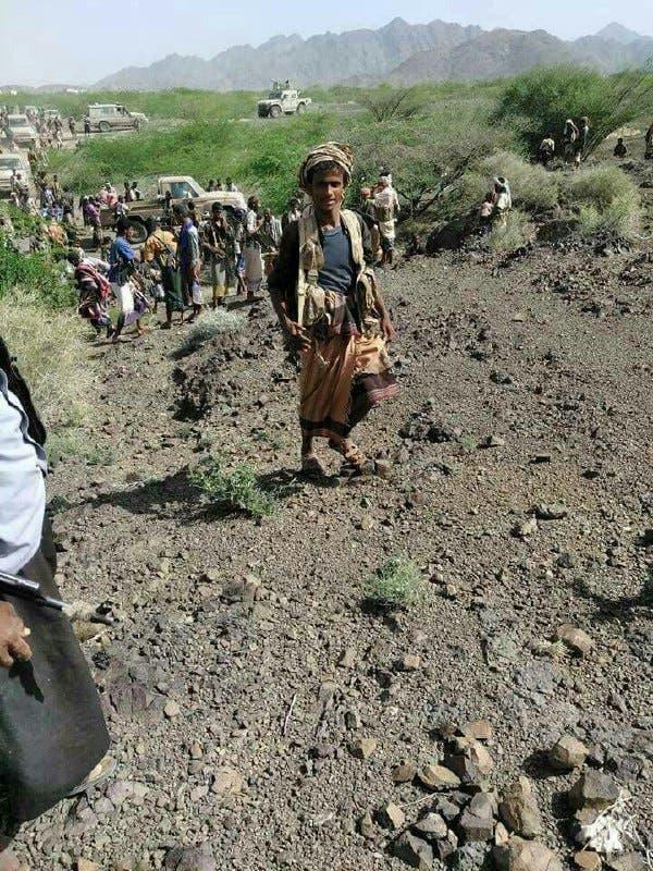 قوات الشرعية اليمنية تحرر مفرق الوازعية