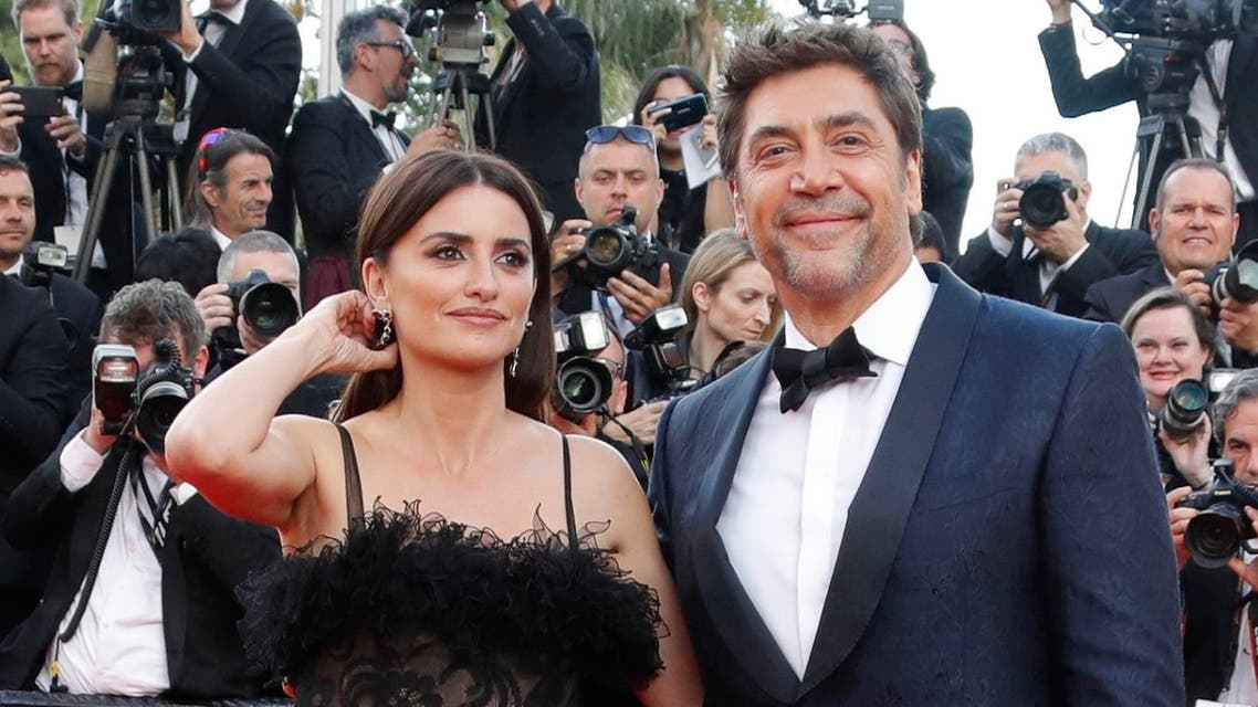 Red Carpet Arrivals - Cannes, France, May 8, 2018 - cast members Penelope Cruz and Javier Bardem arrive. (Reuters)
