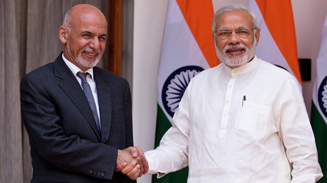 طرح زیرساختی هند برای افغانستان به ارز 2 میلیارد دالر