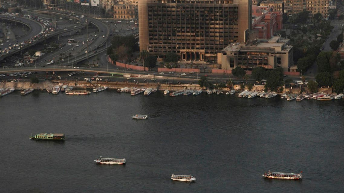 A picture of the Nile. (File photo: Reuters)