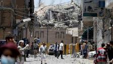 عرب اتحاد ی طیاروں کی اِب میں حوثیوں کے ٹھکانوں اور فوجی اہداف پر بمباری