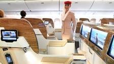 Dubai's Emirates airline profit more than doubles on cargo demand