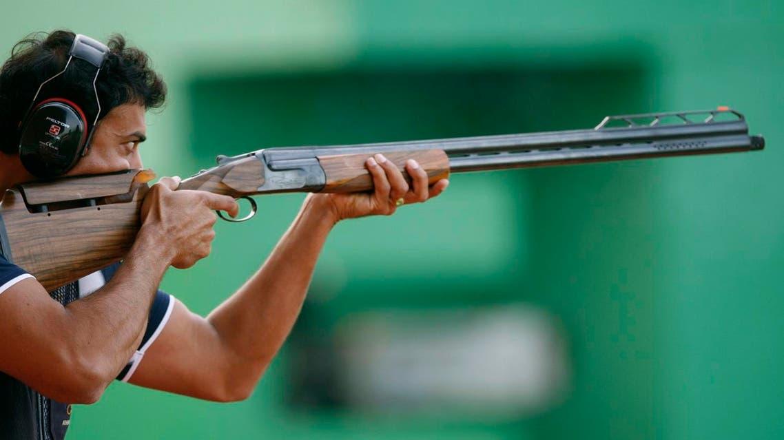 India's Rajyavardhan Singh Rathore. (Reuters)