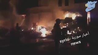 مقتل 15 من قوات الأسد نصفهم إيرانيون بالقصف الإسرائيلي
