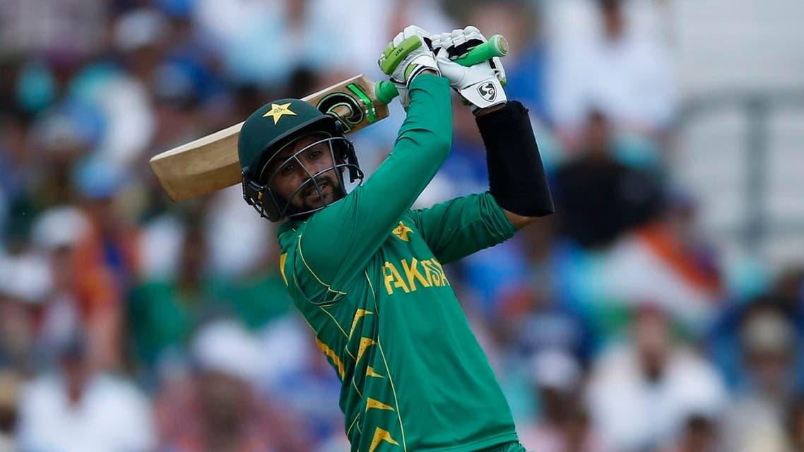 Pakistan's Shoaib Malik in action. (Reuters)