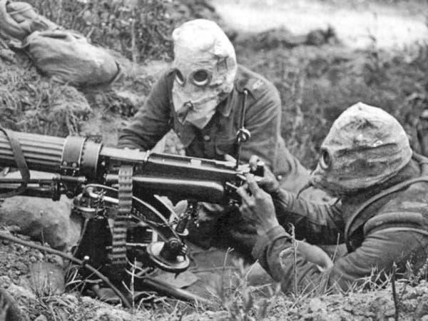 ما هي أول دولة استخدمت السلاح الكيمياوي على نطاق واسع؟