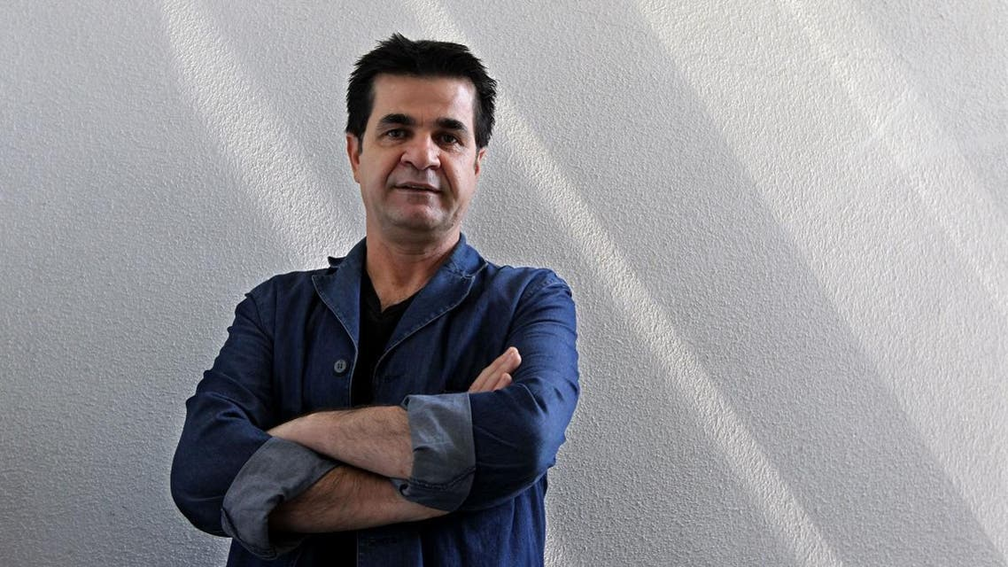 Iranian film director Jafar Panahi poses during an interview in Tehran. (File photo: AFP)