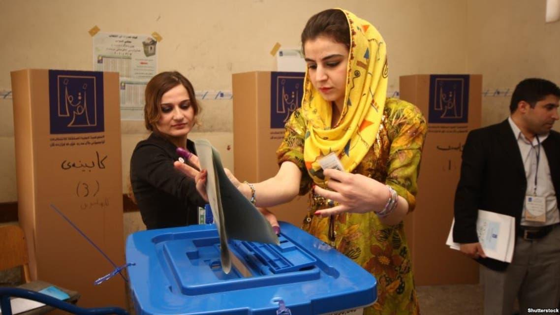 انتخابات كردستان