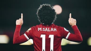 """صلاح يفوز بـ""""الأفضل"""" في ليفربول للمرة السابعة"""