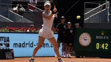 Halep's Madrid hat-trick dream over, Sharapova out