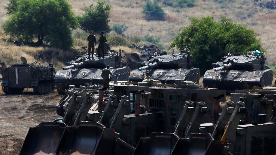 ارتش اسرائیل در جولان