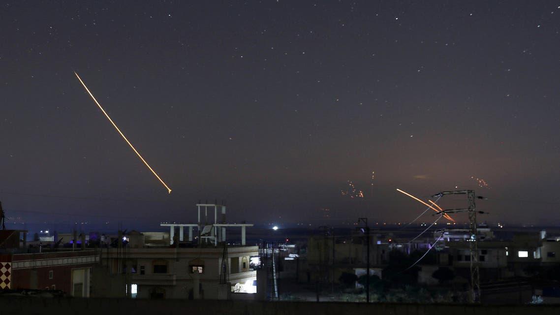 غارات إسرائيلية في سوريا