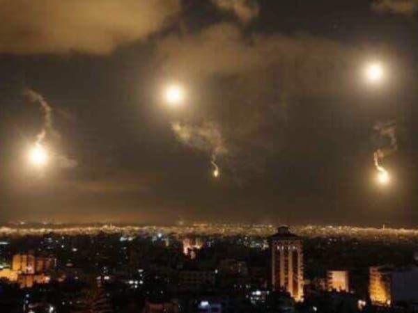 أطول ضربات إسرائيل بسوريا... استهداف مواقع جوية ورادار
