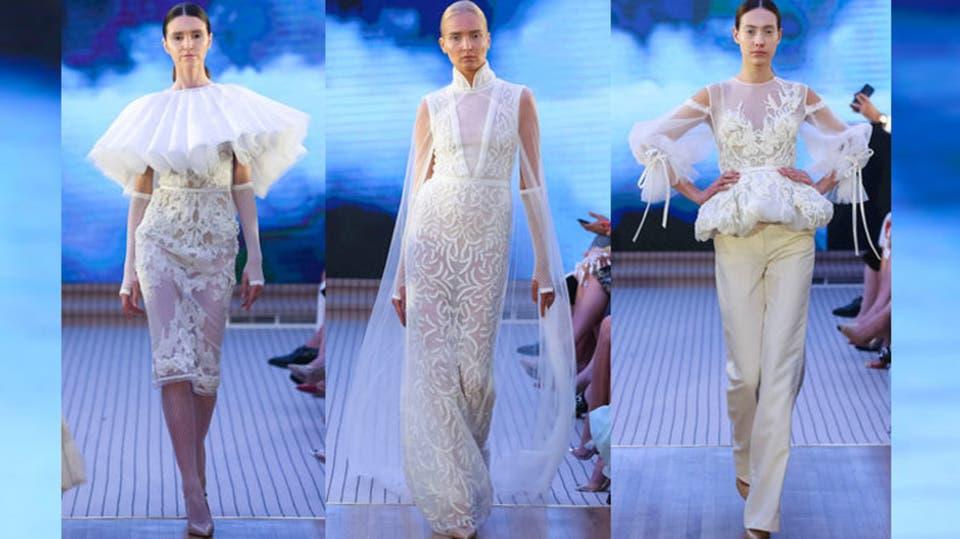 43c23c9fb أماتو كوتور تفتتح أسبوع الموضة العربي في دبي