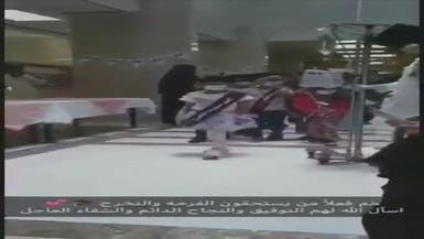 مشهد يأسر القلب لمحاربي السرطان في السعودية