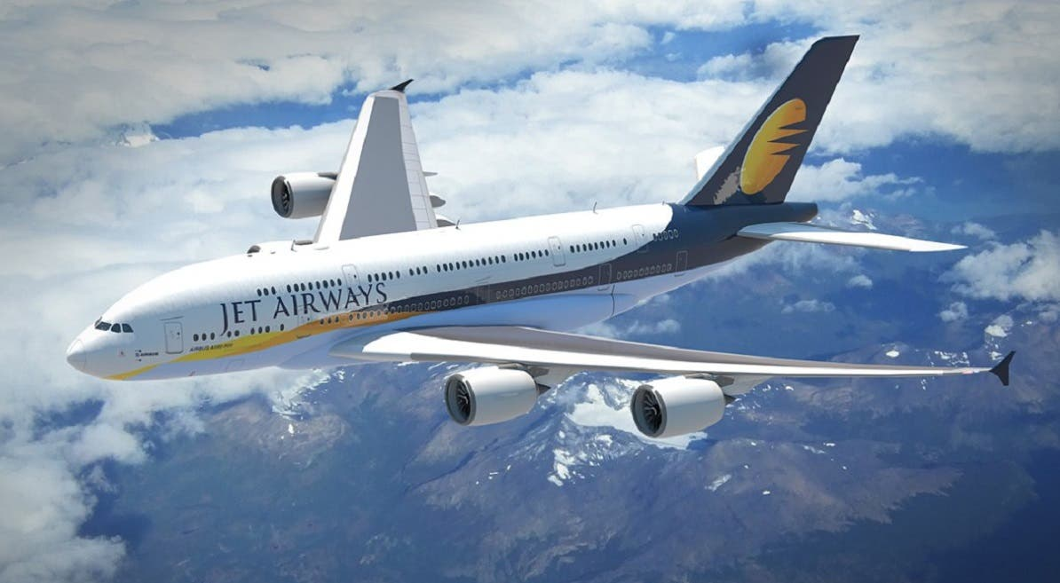 Jet Airways evinced interest in buying Air India but later cried off.