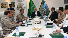 یمنی صدر کی الریاض میں عرب اتحادی فوج کے سربراہ سے ملاقات