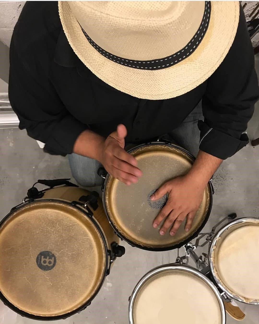 conga player saudi arabia jazz (Supplied)