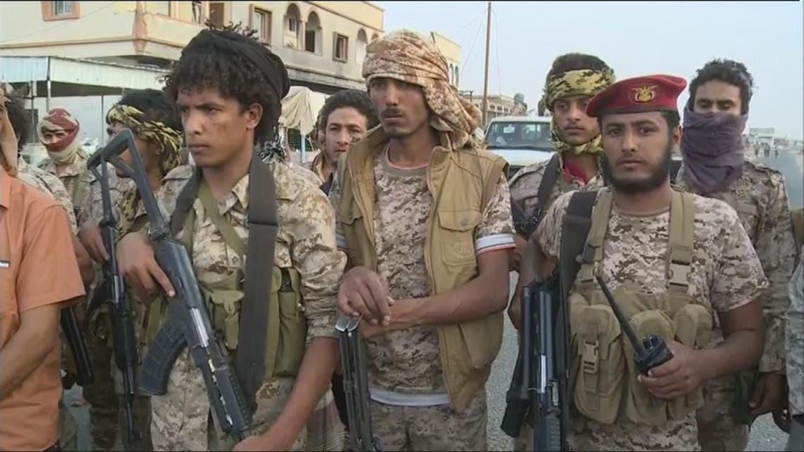 THUMBNAIL_ مشايخ مديرية الكتاف يدينون الحوثي