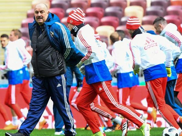تشيرشيسوف يعلن عن قائمة روسيا الأولية للمونديال