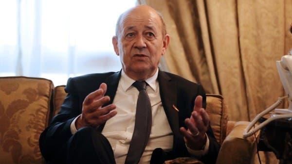 """وزير خارجية فرنسا: نرفض مهلة إيران بشأن """"النووي"""""""