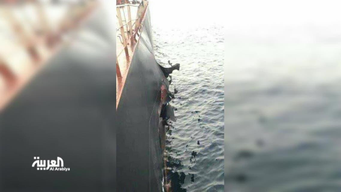 کشتی ترکیه ای انفجار