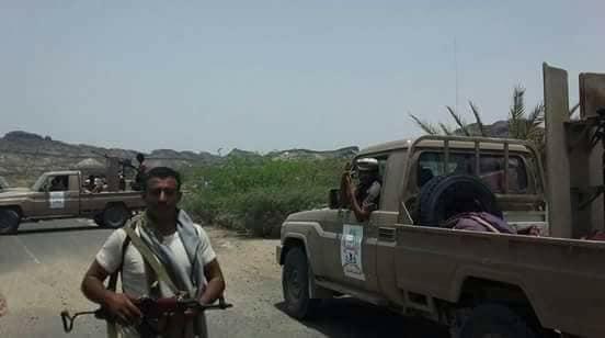 جاده اصلی ورود به شهر الوازعیه