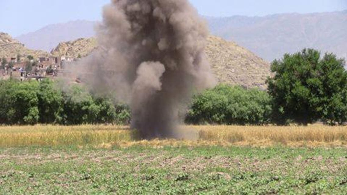 چهار ماینگذار طالبان در انفجار ماین خودشان در پکتیا افغانستان کشته شدند
