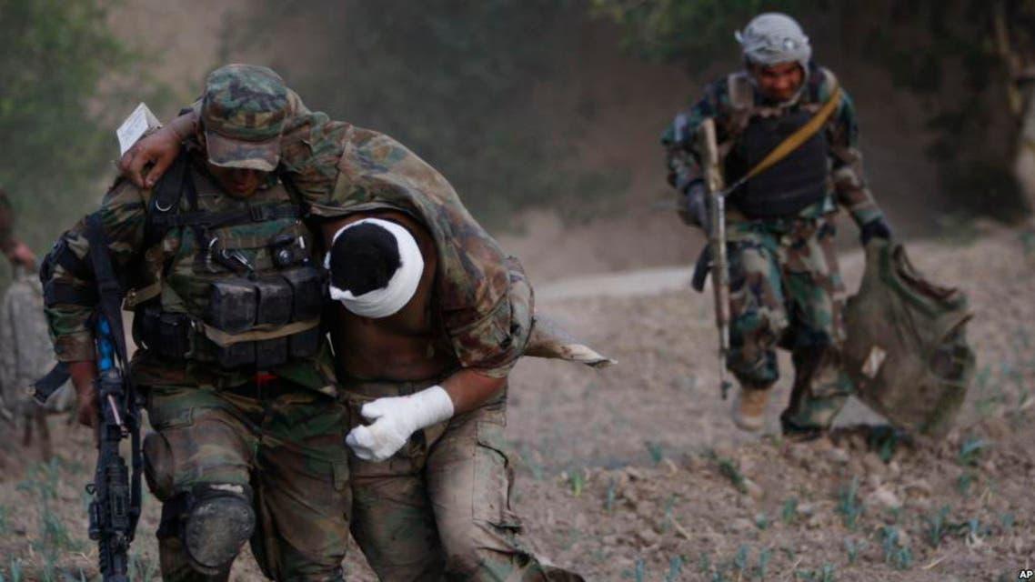 آمار متقاوت از تلفات سربازان افغان در ولایت فراه افغانستان