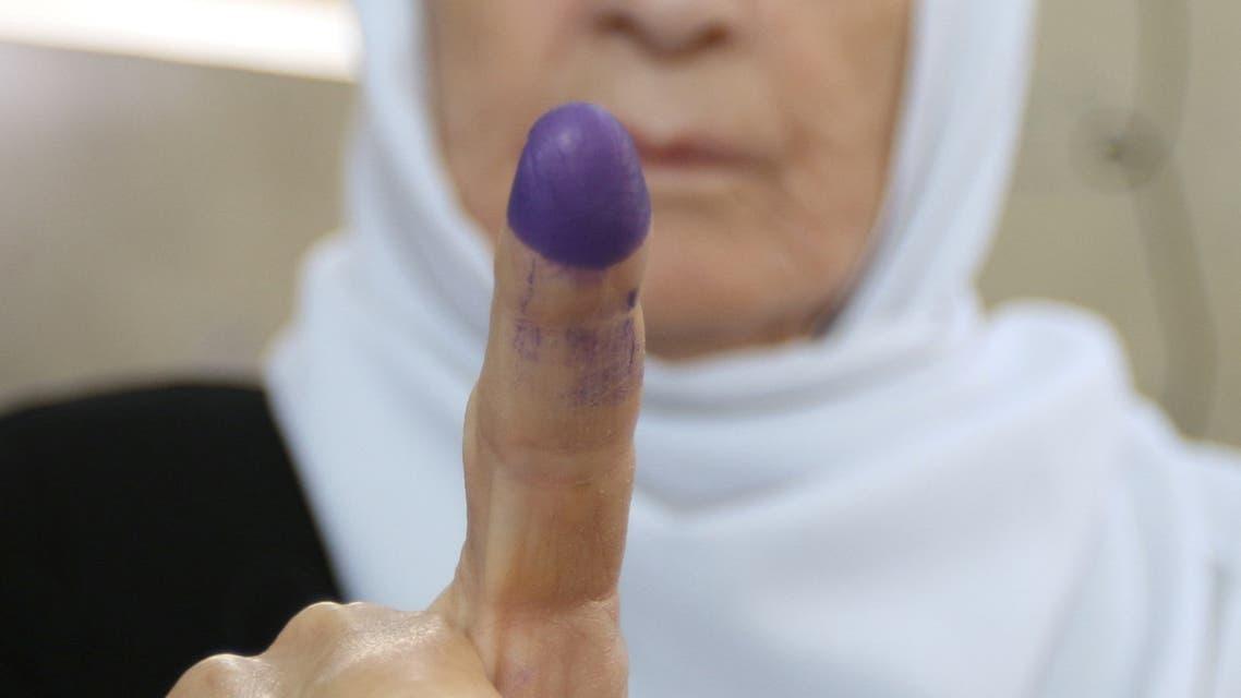 من الانتخابات العراقية