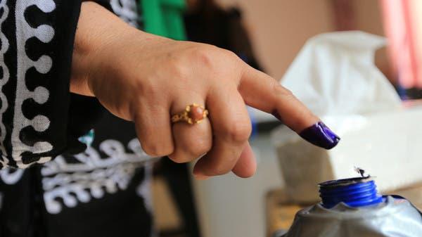 العراق.. نسبة المشاركة في الانتخابات تقارب 32%