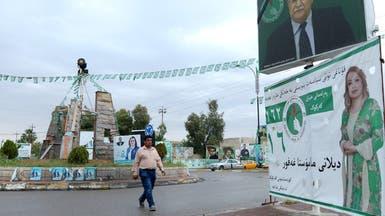 العراق.. مواطنون يتبرعون بمولدات لمراكز اقتراع الحويجة