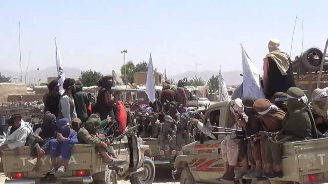 یک روستا در ولایت غور افغانستان به دست طالبان سقوط کرد