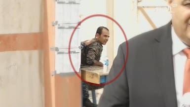 """شاهد.. جلسة مساج """"أمنية"""" أثناء التصويت بانتخابات العراق"""