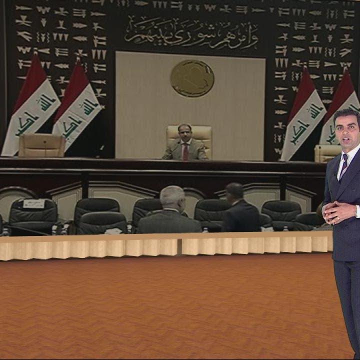 شاهد بالتقنية الافتراضية.. هكذا يتم تقسيم برلمان العراق