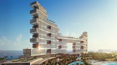 """""""ذا رويال أتلانتس"""".. وحدات سكنية تبدأ من 7 ملايين درهم"""
