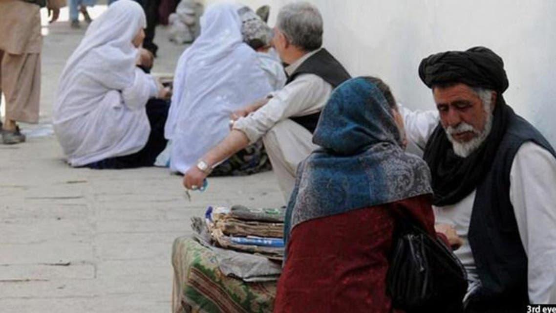 بازار گرم و پٌردرآمد «تعویذ نویسی» در افغانستان