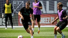 Bale bounces back giving Real Madrid's Zidane big hopes for Kiev final
