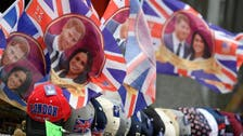 Excitement builds up ahead of Harry and Meghan's British royal wedding