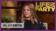 Melissa McCarthy talks working with husband Ben Falcone on 'Life of the Party'
