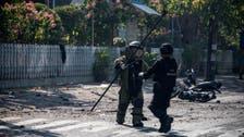 انڈونیشیا : 3 گرجا گھروں میں خود کش دھماکے ، کئی افراد ہلاک اور زخمی