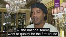 VIDEO: Ronaldinho hopes progress reflects on Saudi performance at the World Cup