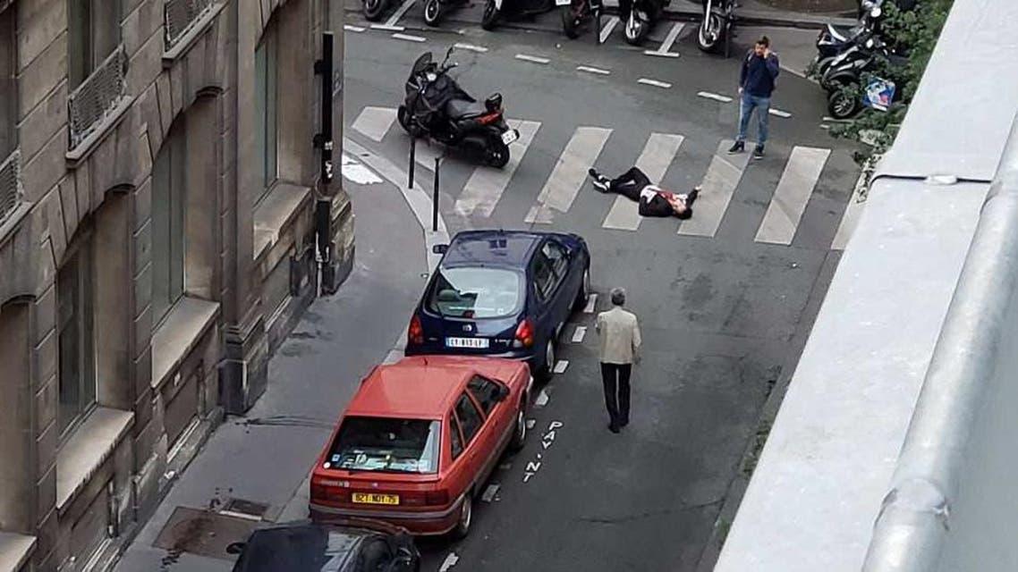 مهاجم باريس