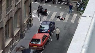 الصور الأولى تظهر.. فرنسا تحدد هوية مهاجم باريس