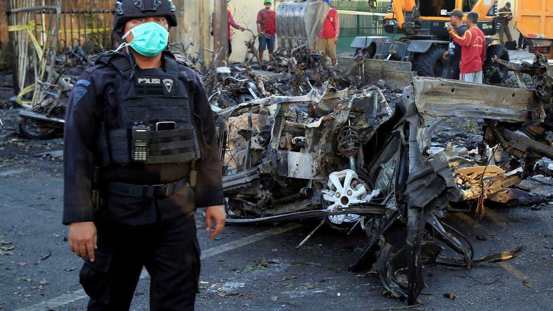 تفجيرات إندونيسيا